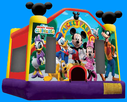 Licensed disney mickey mouse clubhouse theme the licensed mickey park
